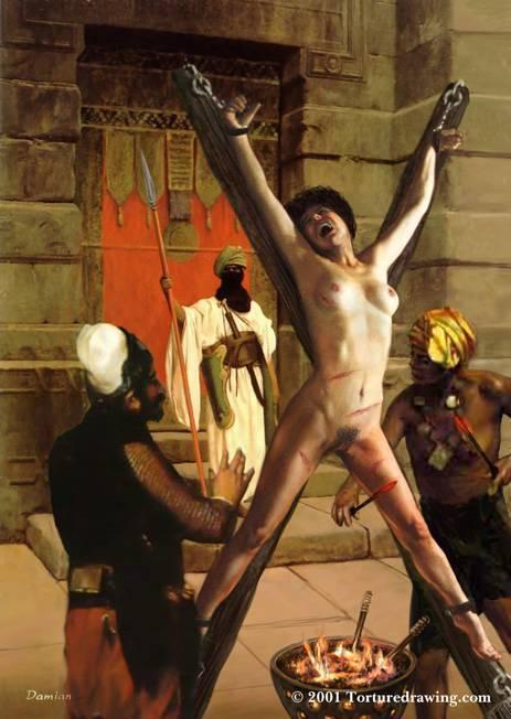 Методы реальной пытки и BDSM » Пытки и казни